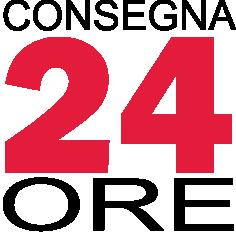 CONSEGNA 24 ORE
