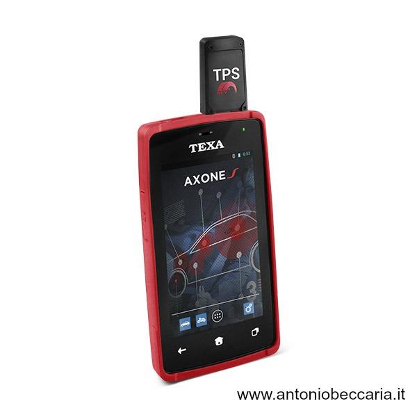 Texa Axone S TPS immagine strumento verticale