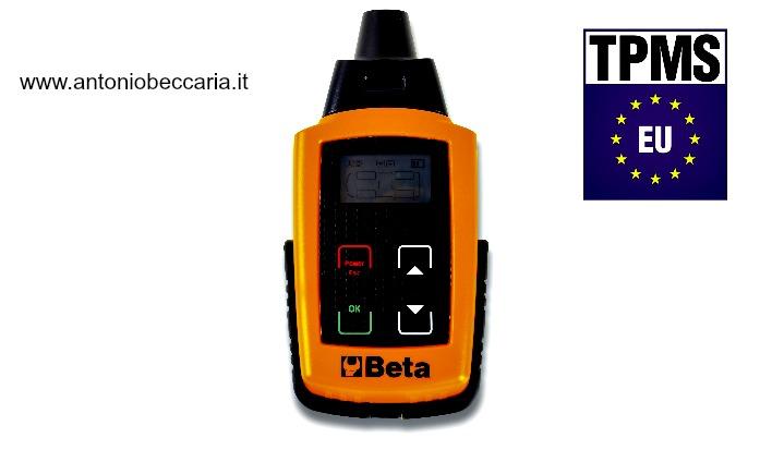 009710025 971TSP Strumento per sensori di pressione dei pneumatici TPMS 1