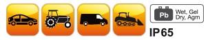 14988A 014980108 14988A Beta Caricabatterie elettronico 12V auto-veicoli commerciali 3