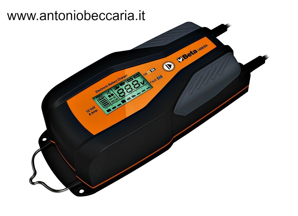 14988A 014980108 14988A Beta Caricabatterie elettronico 12V auto-veicoli commerciali