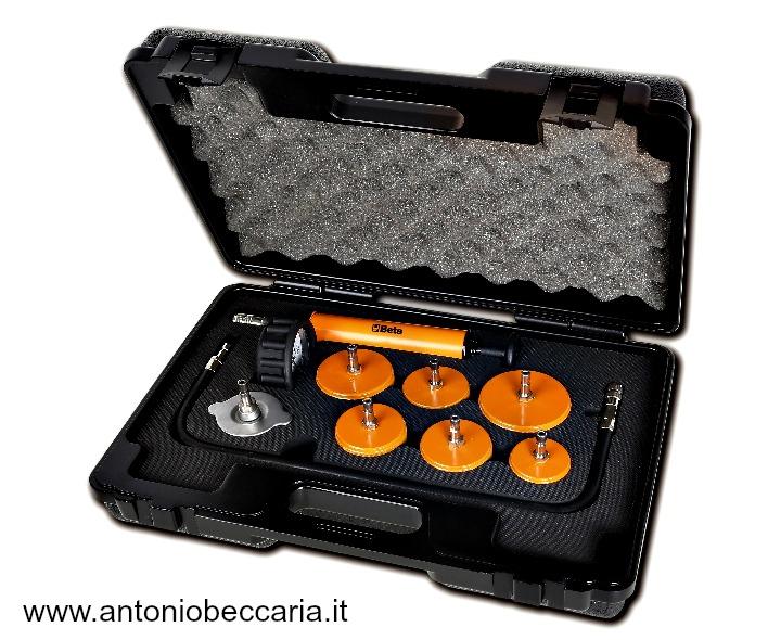 1759HDTRUCK 017590065 1759 HDTRUCK Beta Strumento per controllo e tenuta impianto di raffreddamento