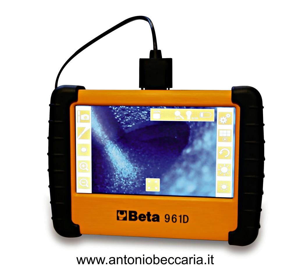 961D 009610500 961D Beta Videoscopio digitale elettronico con sonda da 5,5 mm