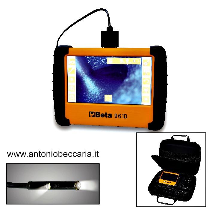 961D 009610500 961D Beta Videoscopio digitale elettronico con sonda da 5,5 mm 4