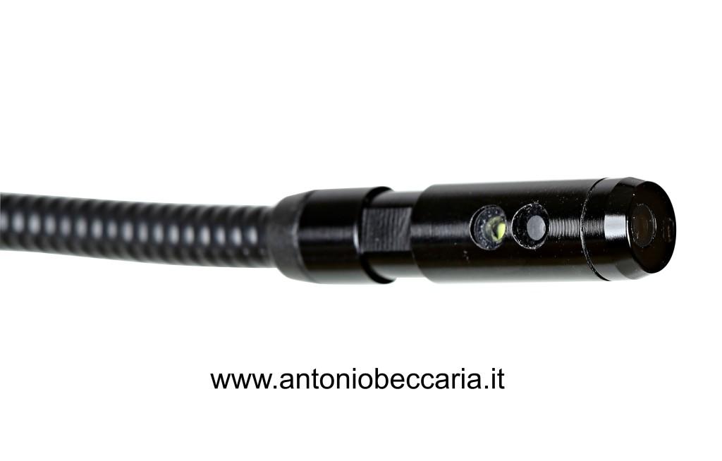 961D-DC8,5 009610513 961DDC8,5 Beta Sonda da 1 metro con doppia camera UV