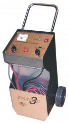 CBC Starting3 Starting 3 caricabatterie 12V 24V con funzione di avviamento per batterie al piombo WET rabboccabile e MF non rabboccabile