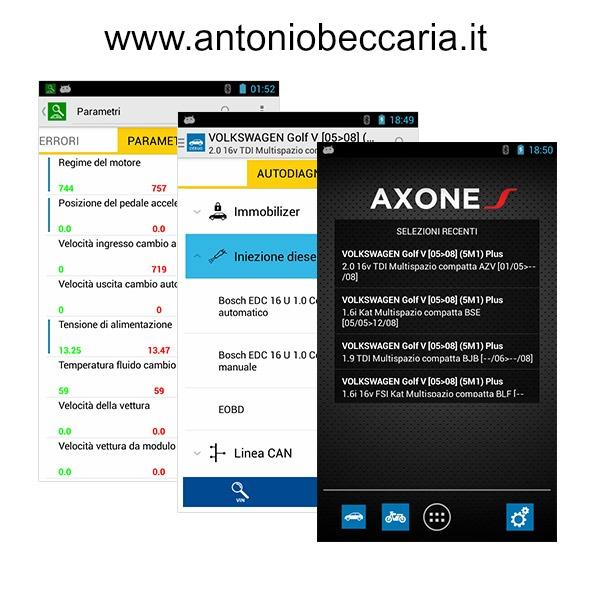 Texa Axone S immagine IDC5a