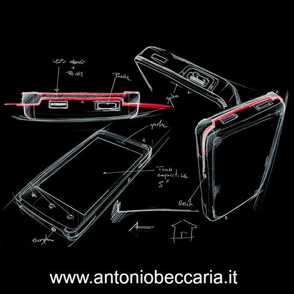 Texa Axone S immagine strumento 3D