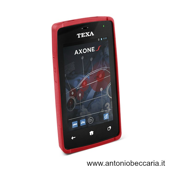 Texa Axone S immagine strumento verticale
