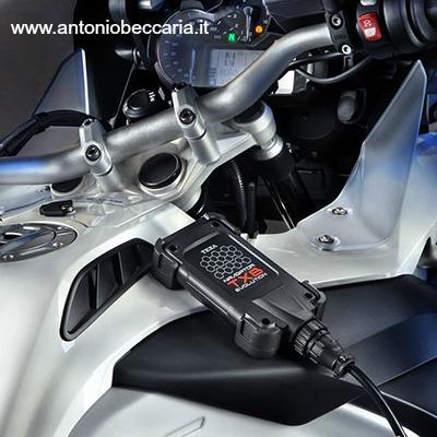 Texa Navigator TXB Evolution immagine su moto