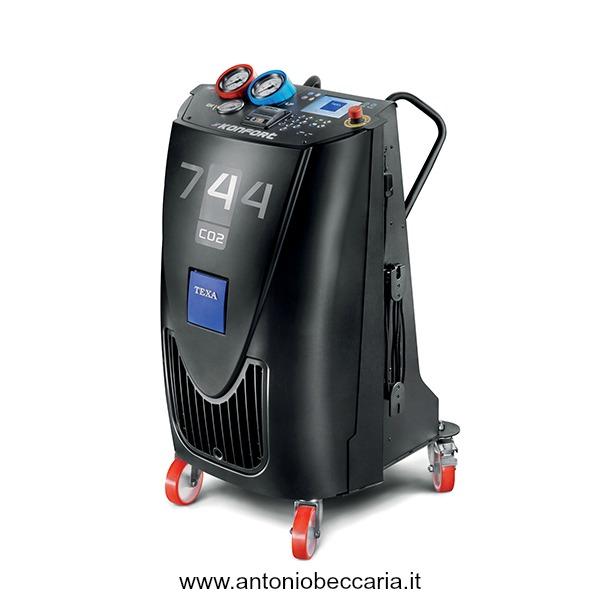 Texa R744 per gas CO2