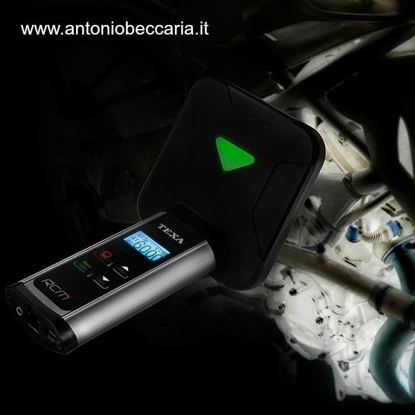 Texa RCM Contagiri per motocicli immagine operativa