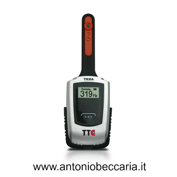 Texa TTC Tester Tensione Cinghie per Motocicli