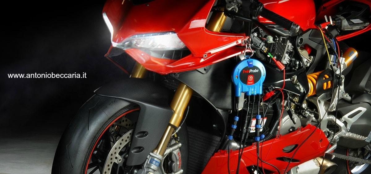 Texa Twinprobe immagine moto Ducati